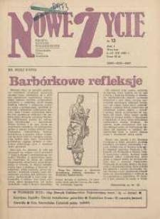 Nowe Życie :dolnośląskie pismo katolickie : religia, kultura, społeczeństwo, 1983, nr 13