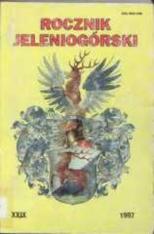 Rocznik Jeleniogórski, T. 29 (1997)