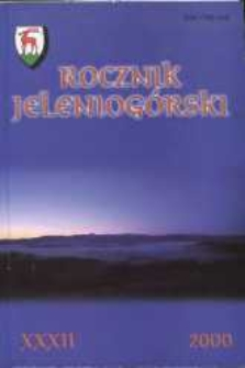 Rocznik Jeleniogórski, T. 32 (2000)
