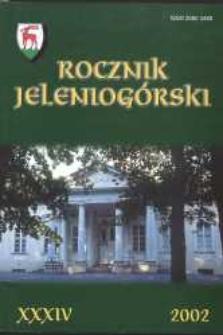 Rocznik Jeleniogórski, T. 34 (2002)