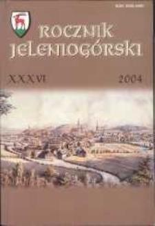 Rocznik Jeleniogórski, T. 36 (2004)