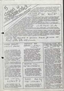 Dzień Solidarności : dziennik ZR NSZZ Solidarność Regionu Jelenia Góra, 2.12.1981, nr 5