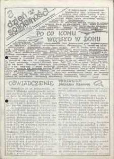 Dzień Solidarności : dziennik ZR NSZZ Solidarność Regionu Jelenia Góra, 7-9.12.1981, nr 8