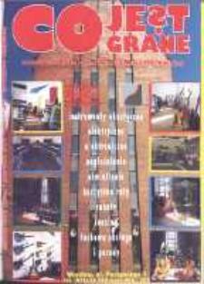 Co Jest Grane : wrocławski miesięcznik kulturalno-informacyjny, 1994, nr 4