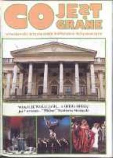 Co Jest Grane : wrocławski miesięcznik kulturalno-informacyjny, 1994, nr 5