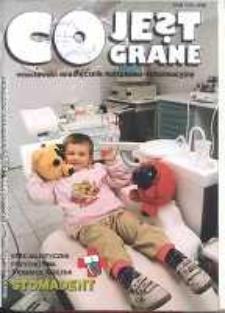 Co Jest Grane : wrocławski miesięcznik kulturalno-informacyjny, 1994, nr 9