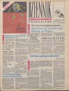 Dziennik Dolnośląski, 1990, nr 2 [25 września]