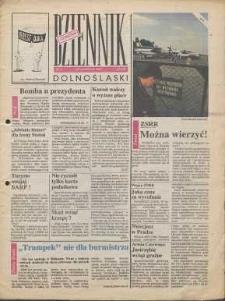 Dziennik Dolnośląski, 1990, nr 4 [27 września]