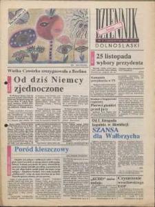 Dziennik Dolnośląski, 1990, nr 8 [3 października]