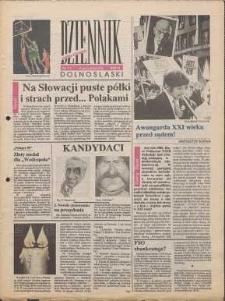 Dziennik Dolnośląski, 1990, nr 11 [8 października]