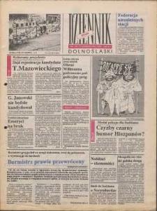 Dziennik Dolnośląski, 1990, nr 18 [17 października]