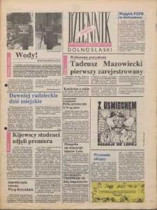 Dziennik Dolnośląski, 1990, nr 19 [18 października]