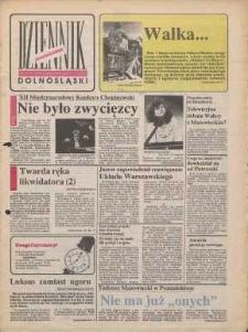 Dziennik Dolnośląski, 1990, nr 21 [22 października]