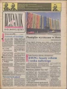 Dziennik Dolnośląski, 1990, nr 23 [24 października]