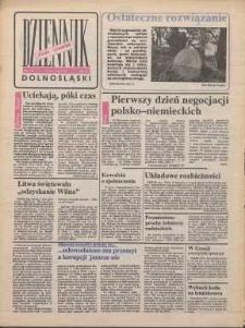 Dziennik Dolnośląski, 1990, nr 28 [31 października - 1 listopada]