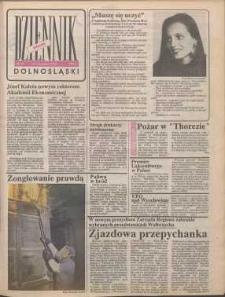 Dziennik Dolnośląski, 1990, nr 31 [6 listopada]