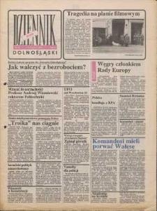 Dziennik Dolnośląski, 1990, nr 32 [7 listopada]
