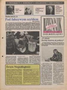 Dziennik Dolnośląski, 1990, nr 34 [9-11 listopada]