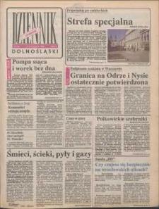 Dziennik Dolnośląski, 1990, nr 38 [15 listopada]