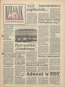 Dziennik Dolnośląski, 1990, nr 52 [5 grudnia]