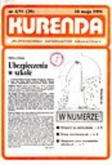Kurenda : jeleniogórski informator oświatowy, 1991, nr 4 (28)