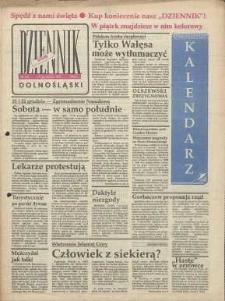 Dziennik Dolnośląski, 1990, nr 62 [19 grudnia]
