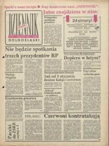 Dziennik Dolnośląski, 1990, nr 63 [20 grudnia]