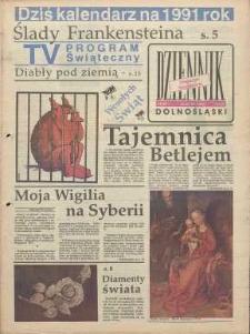 Dziennik Dolnośląski, 1990, nr 64 [21-26 grudnia]