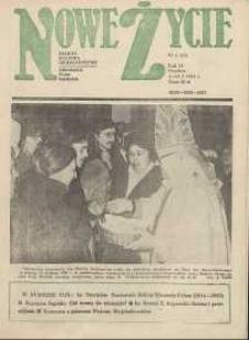 Nowe Życie :dolnośląskie pismo katolickie : religia, kultura, społeczeństwo, 1984, nr 1 (15)