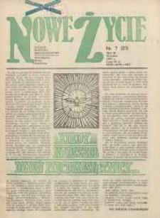 Nowe Życie :dolnośląskie pismo katolickie : religia, kultura, społeczeństwo, 1984, nr 7 (21)