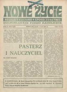 Nowe Życie :dolnośląskie pismo katolickie : religia, kultura, społeczeństwo, 1984, nr 17 (31)