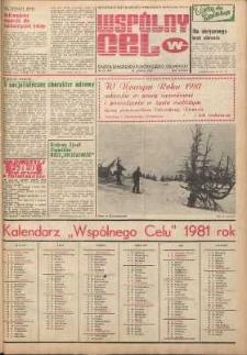 Wspólny cel : gazeta samorządu robotniczego Celwiskozy, 1980, nr 36 (807)