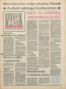 Dziennik Dolnośląski, 1991, nr 76 [14 stycznia]