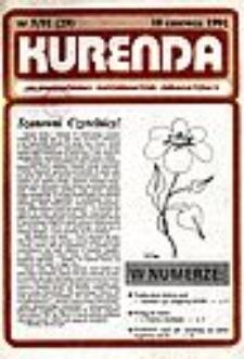 Kurenda : jeleniogórski informator oświatowy, 1991, nr 5 (29)