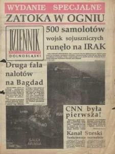 Dziennik Dolnośląski, 1991, nr 79 [17 stycznia] wyd. specjalne