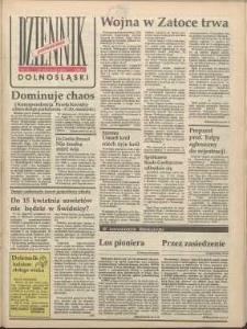 Dziennik Dolnośląski, 1991, nr 81 [21 stycznia]