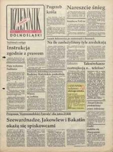 Dziennik Dolnośląski, 1991, nr 89 [31 stycznia]