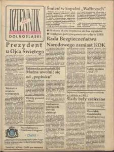 Dziennik Dolnośląski, 1991, nr 93 [6 lutego]