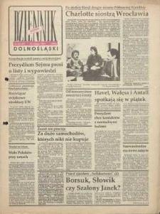 Dziennik Dolnośląski, 1991, nr 97 [12 lutego]