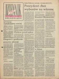 Dziennik Dolnośląski, 1991, nr 99 [14 lutego]