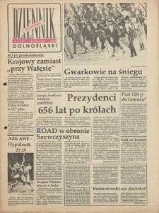 Dziennik Dolnośląski, 1991, nr 101 [18 lutego]