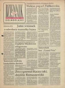 Dziennik Dolnośląski, 1991, nr 102 [19 lutego]