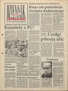 Dziennik Dolnośląski, 1991, nr 116 [11 marca]