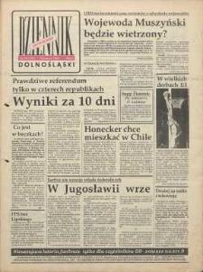 Dziennik Dolnośląski, 1991, nr 121 [18 marca]
