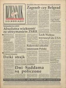 Dziennik Dolnośląski, 1991, nr 123 [20 marca]