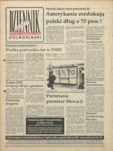Dziennik Dolnośląski, 1991, nr 124 [21 marca]