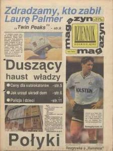 Magazyn Dziennik Dolnośląski, 1991, nr 133 [19 kwietnia]