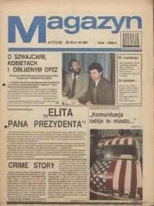 Magazyn Dziennik Dolnośląski, 1991, nr 144 [5 lipca]
