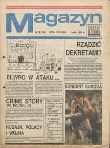 Magazyn Dziennik Dolnośląski, 1991, nr 145 [12 lipca]