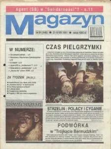 Magazyn Dziennik Dolnośląski, 1991, nr 148 [2 sierpnia]